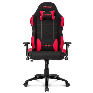 AKRacing Core Series EX Gaming Chair, Black & Red